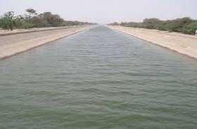 नहरों में कम हुआ पानी, एक-एक दिन के अंतराल से होगी सप्लाई