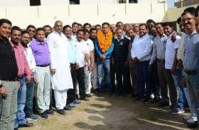 विजय सिंह चौहान फिर तहसील अध्यक्ष बने, स्वयंसेवी शिक्षण संस्था की कार्यकारिणी गठित