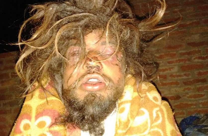 संत की पिटाई मामला : पुलिस ने आरोपों को किया खारिज, कहा- नशे में बाबा ने दीवार पर पटका सिर