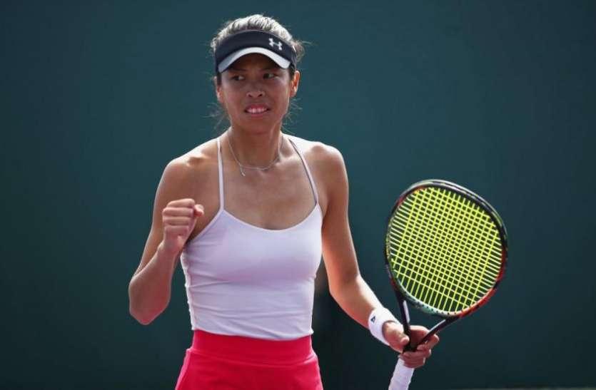 महिला टेनिस : मियामी ओपन में वर्ल्ड नंबर-1 जापान की नाओमी ओसाका को ताइवान की सीह सू-वेई ने टूर्नामेंट से किया बाहर
