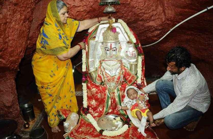 मारवाड़ में यहां अष्टमी को होता है शीतला माता का पूजन, देखें वीडियो