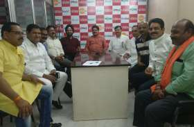 #sunday_political_club अब तो बिलासपुर को चमन बनाने वाले मसीहा की जरूरत