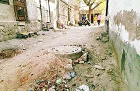 जेडीए की अनदेखी से बिगड़ी जयपुर की छोटी काशी की दशा