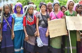 मिजोरम:इस मांग को लेकर ब्रू शरणार्थियों ने दी चुनाव बहिष्कार की धमकी