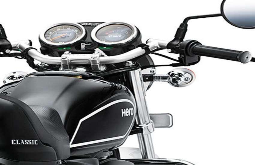 hero bikes