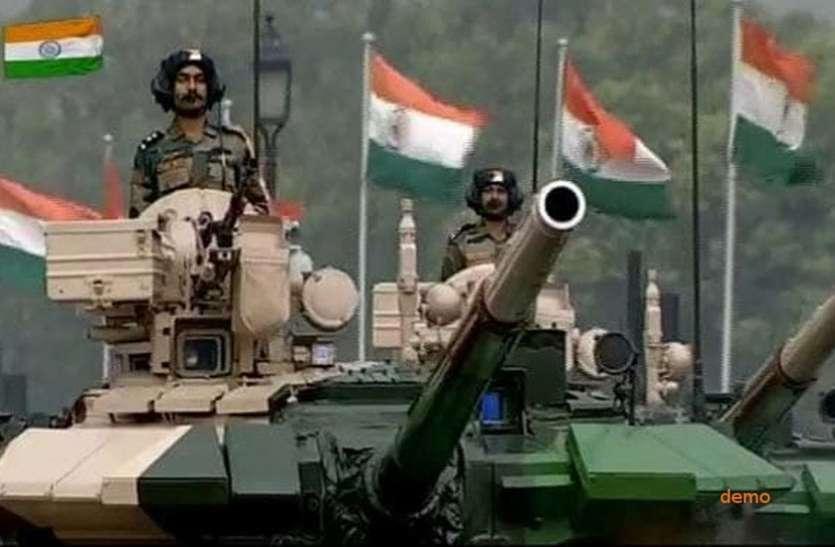 Armed Forces : भारतीय सेना में घट रहे हैं राजस्थान के रणबांकुरे