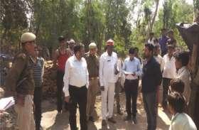 शौचालय निर्माण घोटाले में ग्राम विकास अधिकारी हुए निलंबित