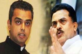 महाराष्ट्र: चुनाव से पहले कांग्रेस अध्यक्ष पद से हटाए गए संजय निरुपम, मिलिंद देवड़ा को मिली कमान