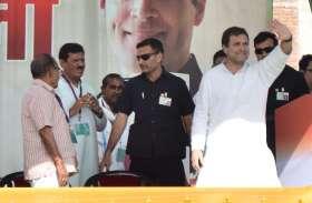 मोदी ने गरीबों को मारा, हम गरीबी को मारेंगे : राहुल... देखिए तस्वीरें