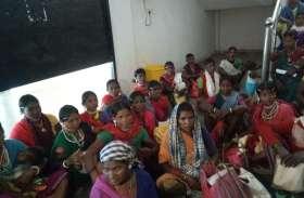 बैगा महिलाओं को एक वर्ष से नहीं मिल रही पोषण आहार राशि