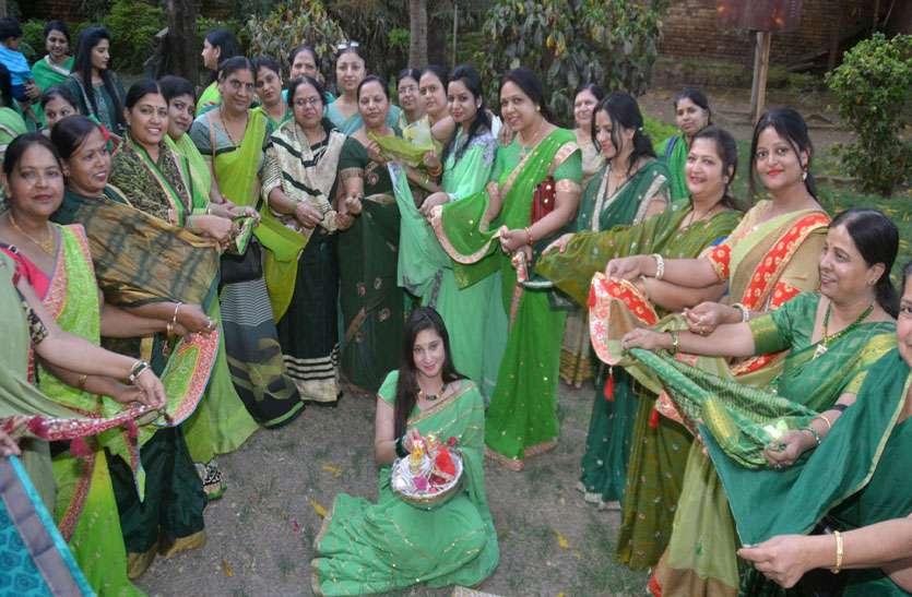 घर-घर होगा गणगौर का निमंत्रण, नृत्य के साथ होंगे विवाह गीत