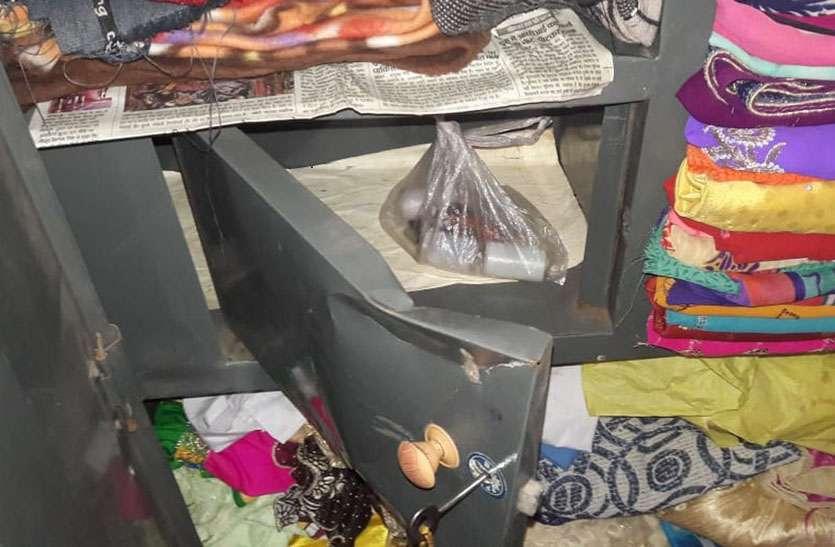 मेले में ढ़ाबा खोलकर बेंचा खाना, सुबह चोरी हो गए 50 हजार रुपए