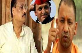 अखिलेश यादव को चुनौती देने वाले बीजेपी के इस बाहुबली नेता के टिकट की राह में रोड़ा बने सीएम योगी !