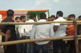 राहुल गांधी की सभा में उमड़ी भीड़, वीडियो में देखिए नजारे...