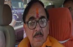 मुरली मनोहर जोशी का टिकट काटे जाने के प्रश्र पर बीजेपी प्रदेश अध्यक्ष ने दी होली की बधाई