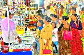 Video : बांसवाड़ा : पत्रिका मेगा ट्रेड फेयर में उमड़ रही खरीदारों की भीड़, अब 31 मार्च तक खरीदारी का मौका
