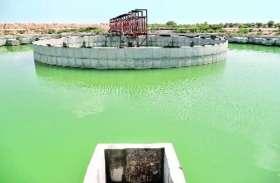 गुजरात में नर्मदा कैनाल पर मरम्मत, जालोर करेगा पानी की मशक्कत