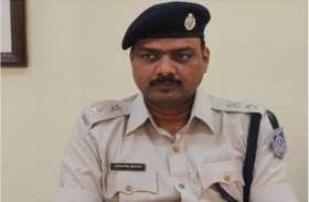 Big Breaking दमोह एसपी आरएस बेलवंशी हटाए गए,विवेक सिंह होंगे नए एसपी