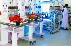 जिला अस्पताल में सुरक्षित नहीं नवजात, एसएनसीयू के विस्तार को गंभीर नहीं महकमा