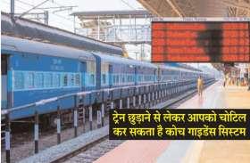 सावधान! ट्रेन यात्रियों को धोखा दे रहा कोच गाइडेंस सिस्टम, ट्रेन छूटने से लेकर चोटिल हो सकते हैं आप