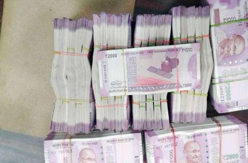 लोहा कारोबारी के दफ्तर से २५ लाख रुपए चोरी करने वाला कर्मचारी गिरफ्तार