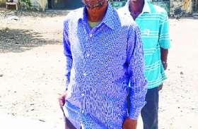 गजब मंडी में अनाज खरीदने वाली समिति ही गायब, मैसेज आने बाद मंडी में भटक रहे किसान