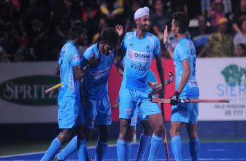अजलान शाह कप: भारत ने मलेशिया को 4-2 से हराया, दक्षिण कोरिया के साथ शीर्ष पर काबिज
