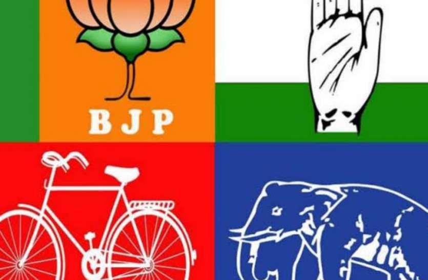 Lokshabha chunav 2019 - तो कांग्रेस के पक्ष में माहौल बनाने में लगी प्रमुख पार्टी, डमी प्रत्याशी की चर्चा सोशल मीडिया पर
