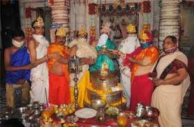 आदिनाथ प्रभु ने असी-मसी और कृषि के रूप में व्यवहार धर्म का कराया था ज्ञान