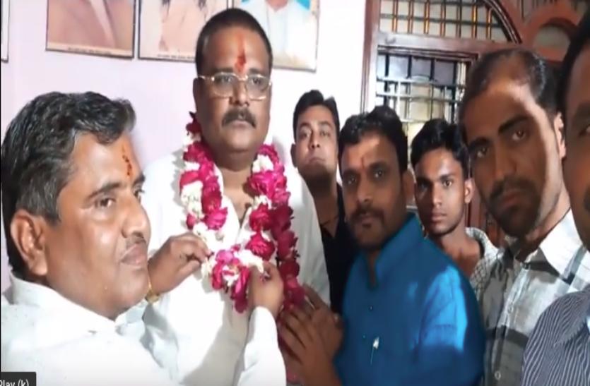 Lok Sabha Election 2019 : डिम्पल यादव के सामने भाजपा से प्रत्याशी बना यह शख्स, कह दी यह बड़ी बात