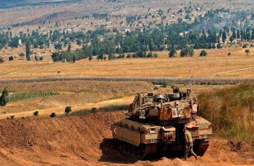 सख्त हुए सीरिया के तेवर, गोलन मुद्दे पर UNSC की तत्काल बैठक बुलाने की मांग
