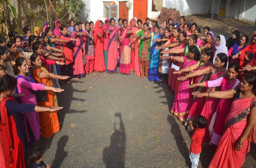 साईकिल रैली निकाल कर गर्भवती महिलाओं को मतदान के लिए प्रेरित करेंगी आंगनवाड़ी कार्यकर्ता