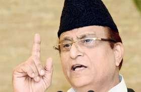 लगातार कार्रवाई से आगबबूला हुए आजम खान, रामपुर पुलिस पर लगाए गंभीर आरोप