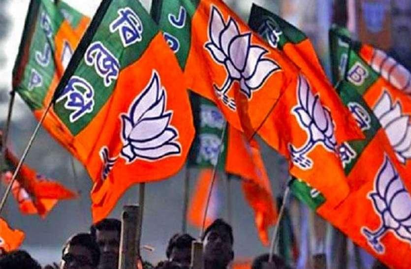 Election 2019: BJP को बड़ा झटका, मतदान से पहले पूर्व सांसद ने छोड़ी पार्टी