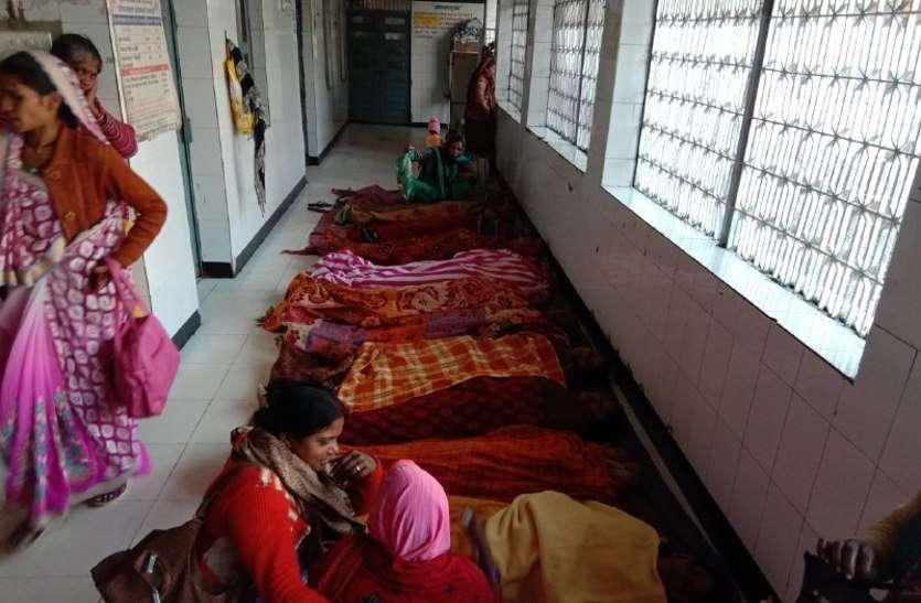इस जिले में सामान्य से एक बच्चा अधिक जन्म दे रही महिला, प्रजनन दर रोकने स्वास्थ्य विभाग की सामने बाई बड़ी बेपरवाही