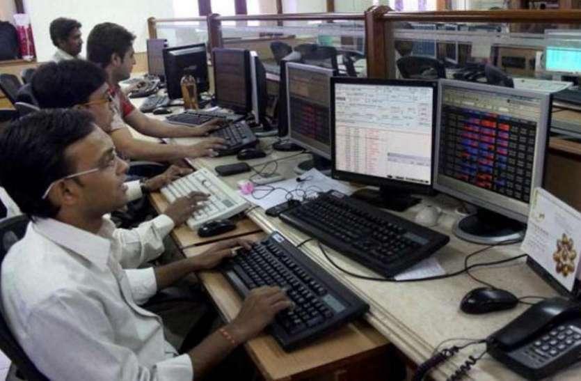 शेयर बाजार में तेजी का रुख, सेंसेक्स 116 और निफ्टी में 39 अंक की बढ़त
