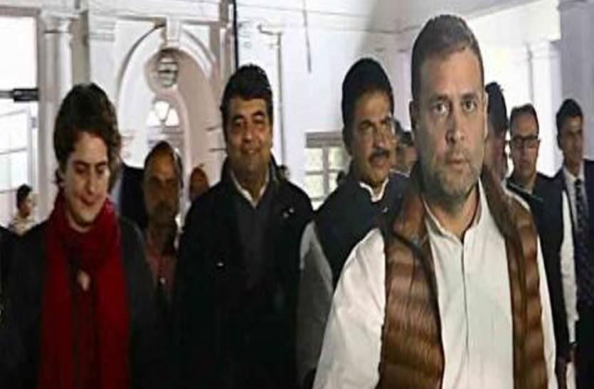 कांग्रेस गठबंधन के बाद सपा ने घोषित किया प्रत्याशी, भाजपा में अभी भी मंथन