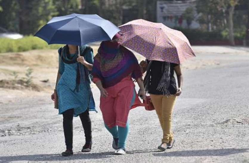 तपने लगा राजस्थान, पारा 42 पार, अब मौसम विभाग ने जताई ऐसी संभावना