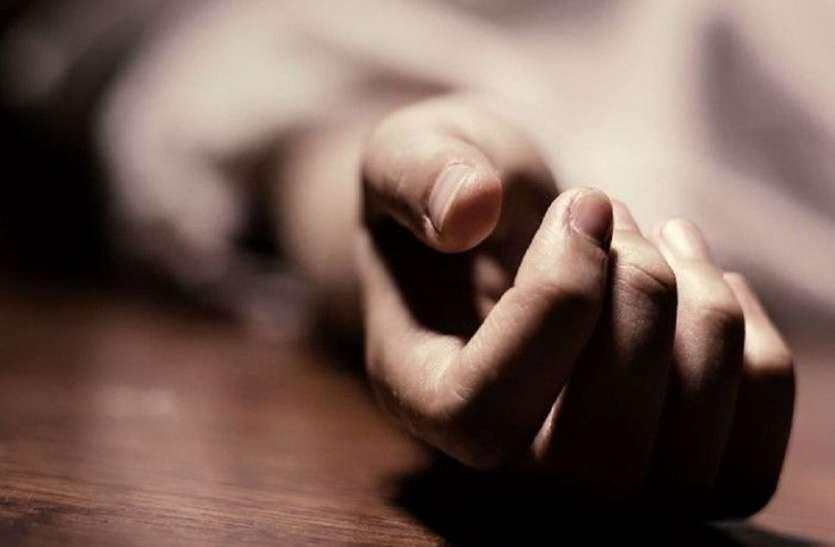 भाई ने बड़े भाई को पीट-पीट कर मौत के घाट उतारा