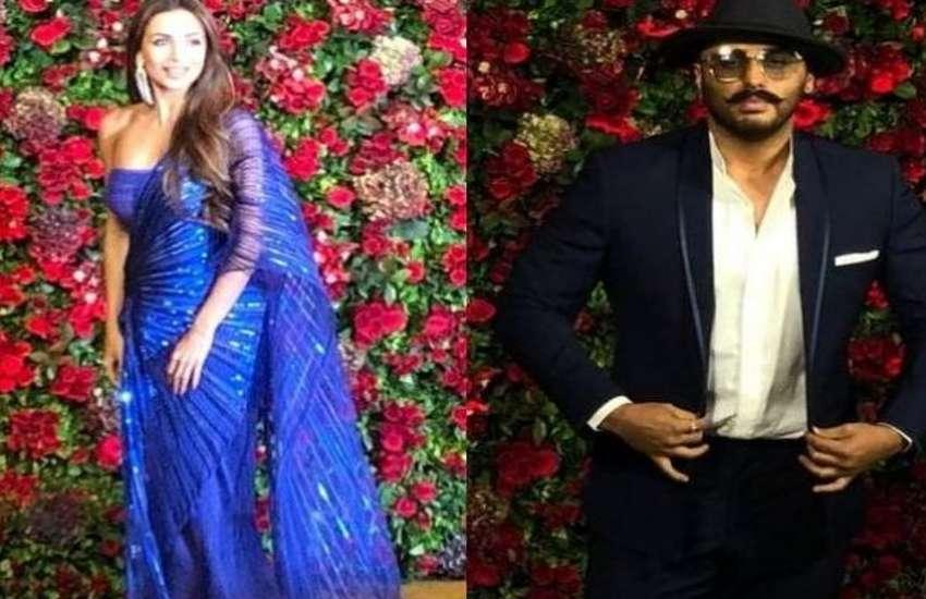 Malaika Arora dating Arjun Kapoor