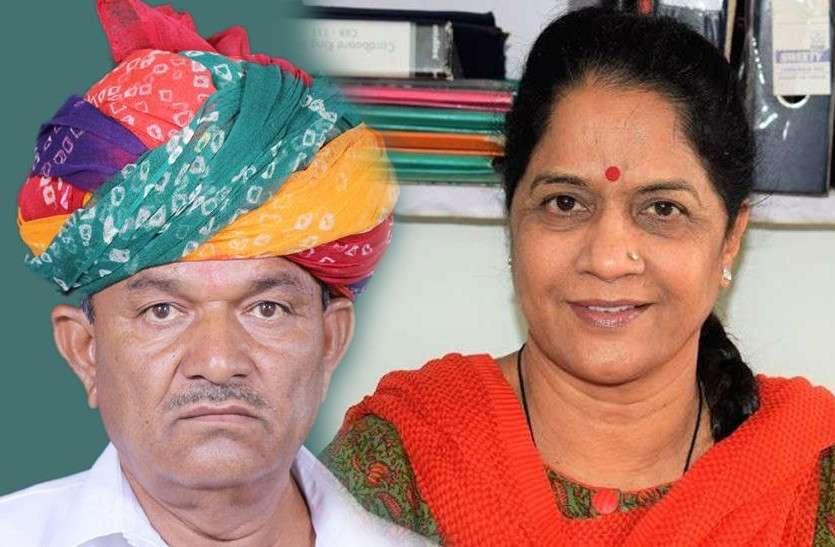 राजस्थान में संतोष अहलावत के बाद एक और भाजपा सांसद का टिकट कटा