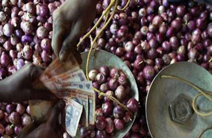 कृषि मंत्रालय की रिपोर्ट में खुलासा, कौडिय़ों के भाव प्याज बिकने से किसानों को 4200 करोड़ का नुकसान