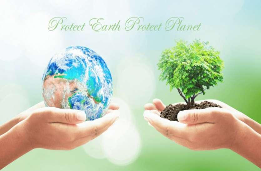 अर्थ ऑवर डे: बिजली के महत्व और पर्यावरण सुरक्षा के प्रति जागरूकता