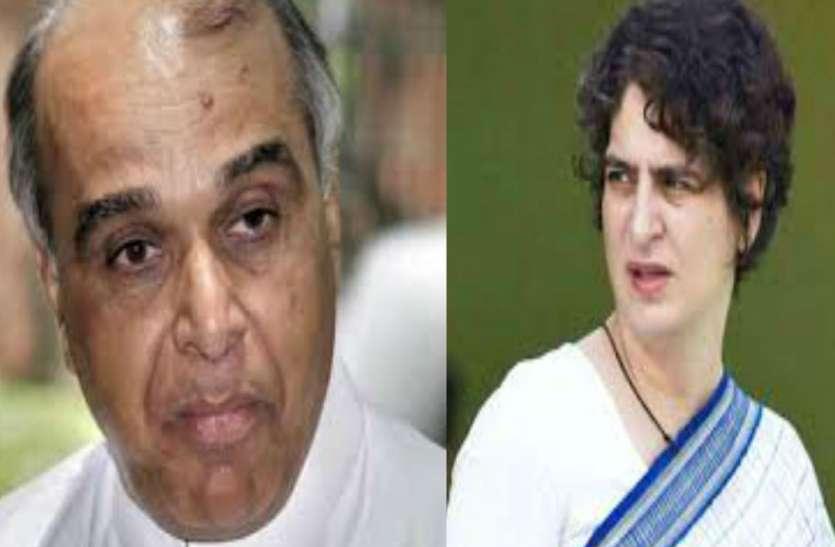 जगदम्बिका पाल का कांग्रेस महासचिव पर पलटवार, प्रियंका गांधी के दौरे को बताया ...