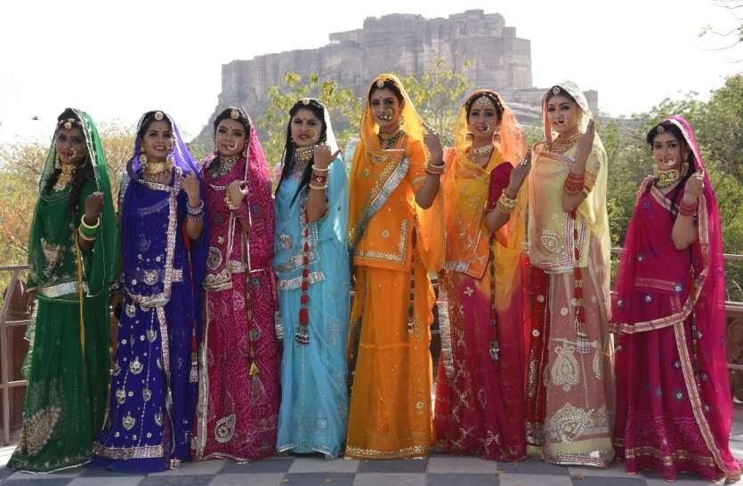 राजस्थान दिवस विशेष- रंग-रंगीलो राजस्थान, देखें वीडियो