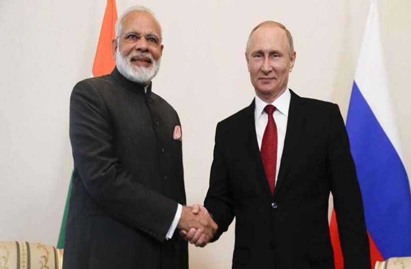 'मिशन शक्ति': भारत को रूस का समर्थन, कहा- हथियारों की होड़ रोकने के लिए साझा कोशिशों की जरूरत