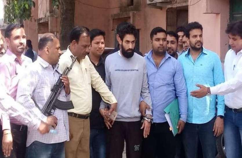 जैश आतंकी सज्जाद खान 26 अप्रैल तक न्यायिक हिरासत में भेजा गया, दिल्ली से हुआ था गिरफ्तार