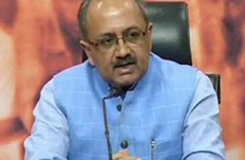 योगी के मंत्री ने राहुल के 72 हजार सालाना पर उठाए सवाल