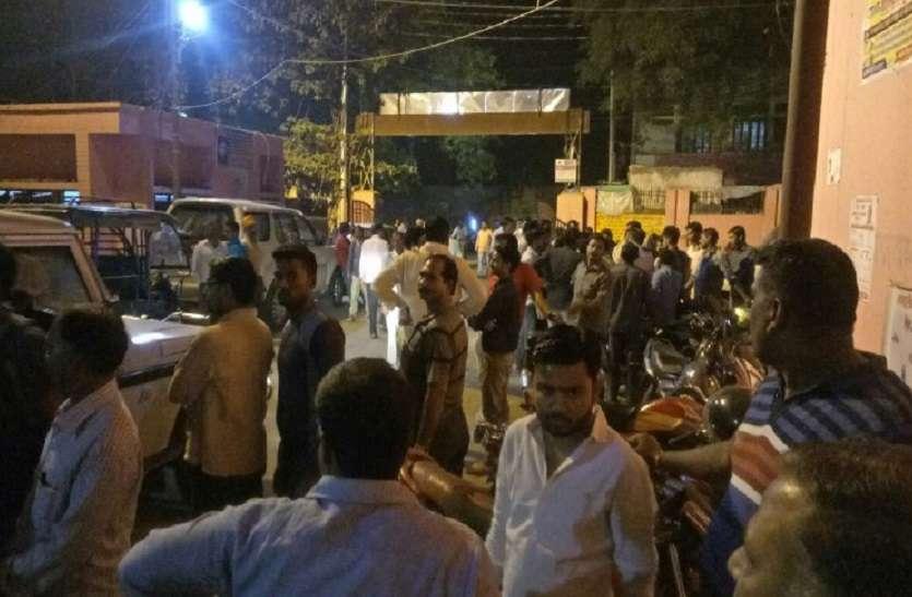 BIG BREAKING भाजपा नेता राजीव चौबे के भाई का शव मिला, हत्या की आशंका