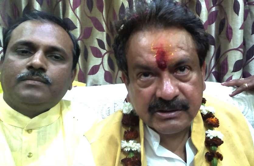 भाजपा प्रत्याशी एसपी सिंह बघेल के मुद्दे सबसे हटकर, पढ़िए ज्वलंत मुद्दों पर क्या कहा, देखें वीडियो
